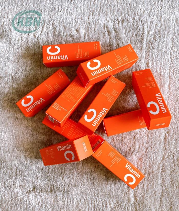 bột vitamin c chính hãng Hàn Quốc