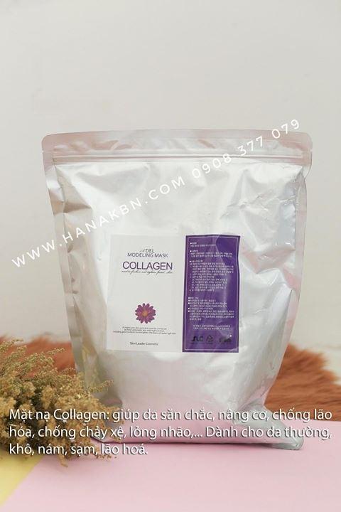 mặt nạ bột collagen chính hãng