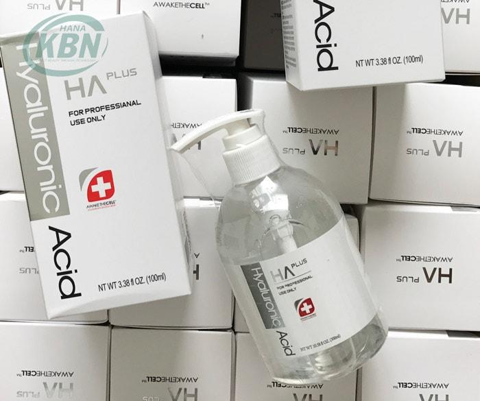 serum cấp nước ha plus