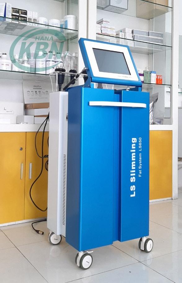 máy giảm béo ls 650