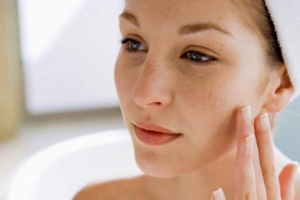 những sai lầm khi trị nám da