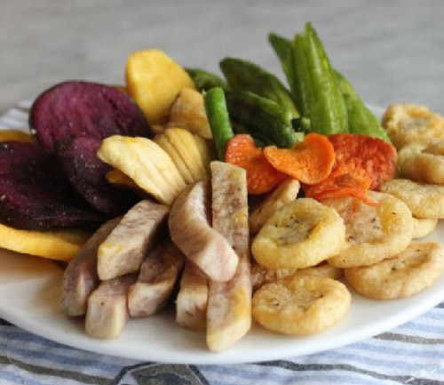 ăn nhiều rau củ giúp giảm cân