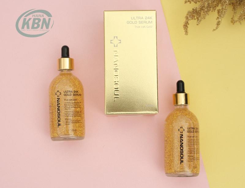 serum vàng 24k giá rẻ