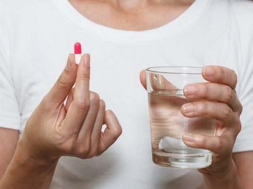 uống thuốc để giảm cân