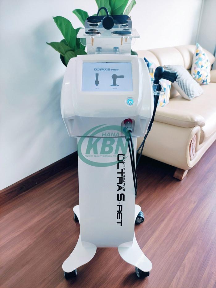 máy giảm béo Ultra S-Ret