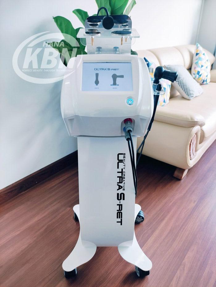 Máy giảm béo và săn chắc cơ Ultra-Sret