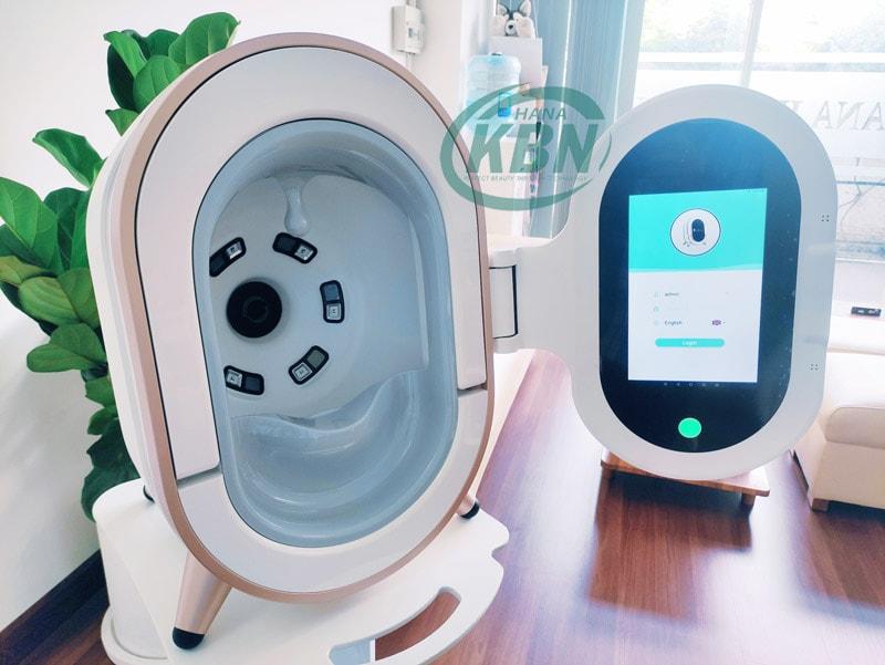 máy phân tích da magic mirror max giá tốt cho spa