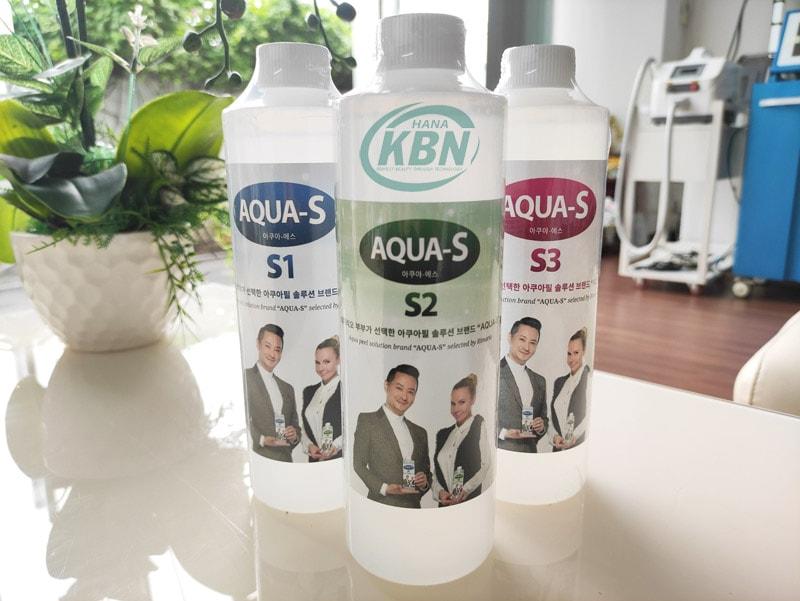 dưỡng chấy tẩy tế bào da chết chính hãng Aqua-S S2