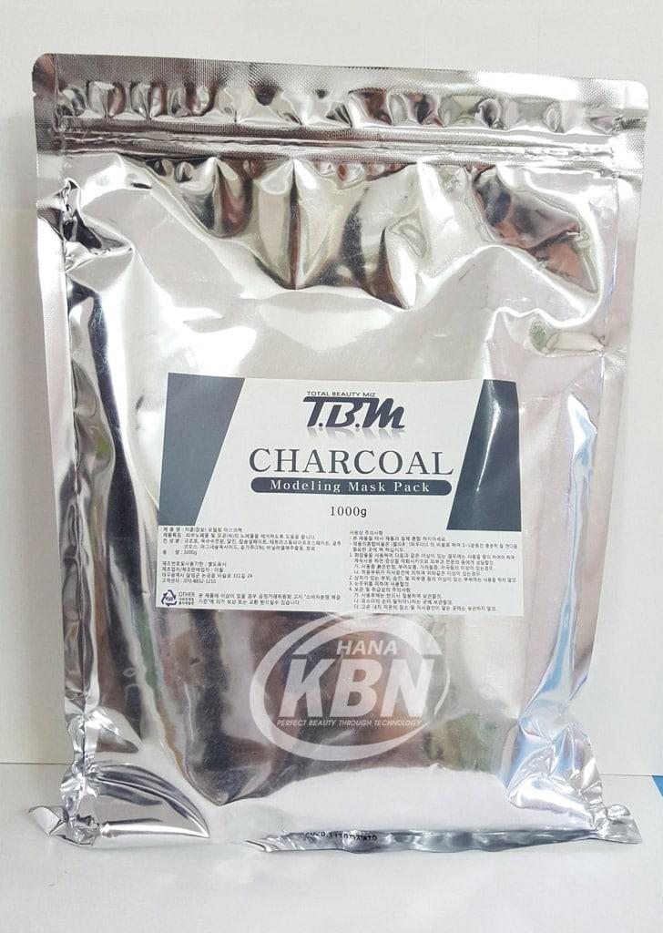 mặt nạ bột than hoạt tính charcoal