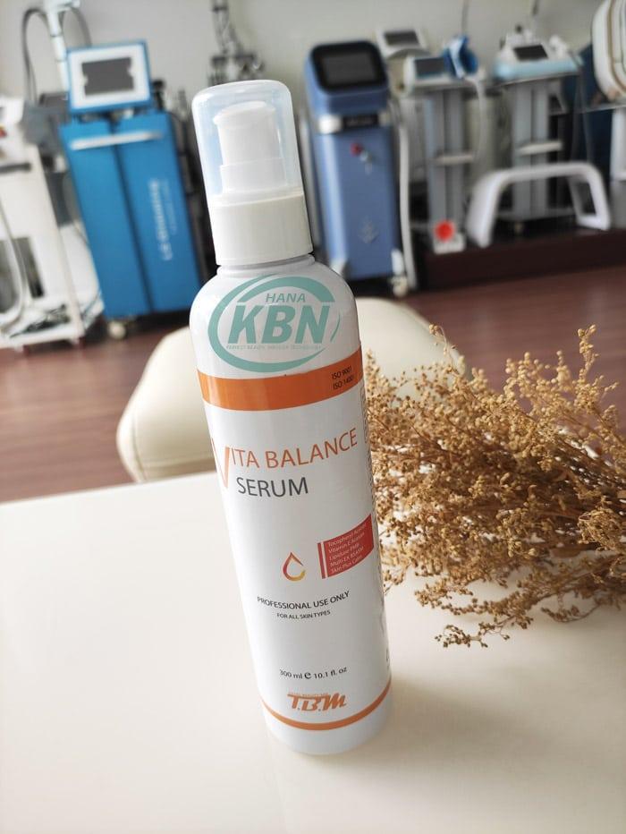 serum dưỡng trắng vita balance chính hãng