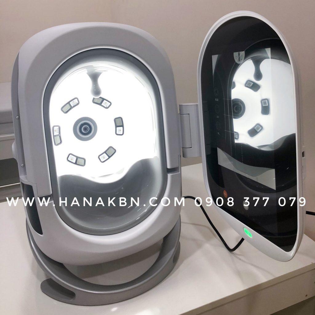 Máy phân tích da chính hãng Smart Mirror Pro