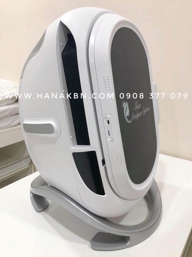 Máy phân tích da chính hãng Smart Mirror Pro tại công ty HanaKBN