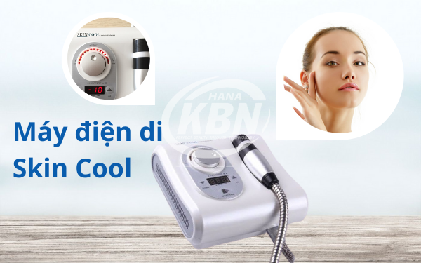 Máy điện di Skin Cool