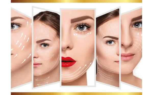 Quy trình massage da mặt tạo cằm v line tự nhiên