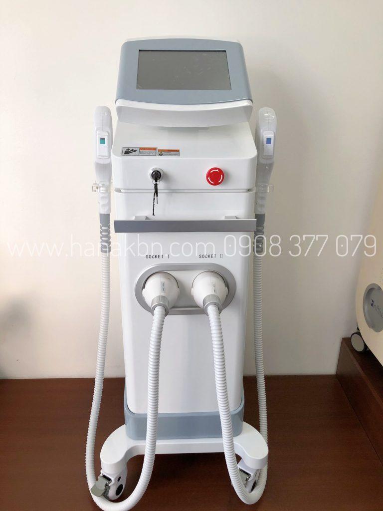 Máy triệt lông OPT Doctor chính hãng tại công ty HanaKBN