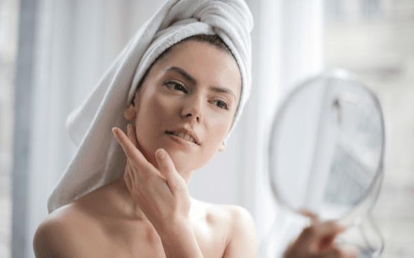 Nếu bạn chăm sóc da cẩn thận bạn sẽ nhanh chóng có được làn da đẹp