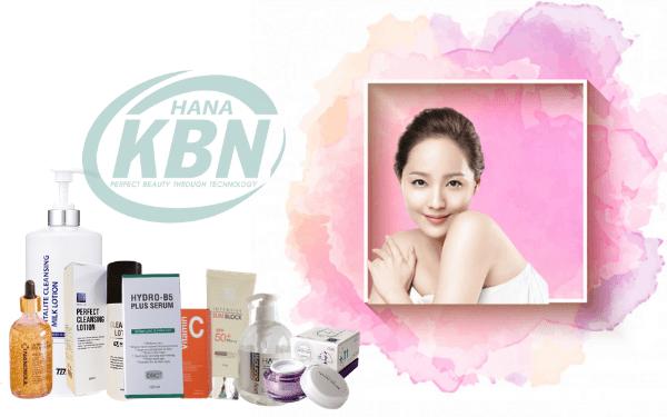 Một số mỹ phẩm Hàn Quốc dưỡng da chuẩn spa