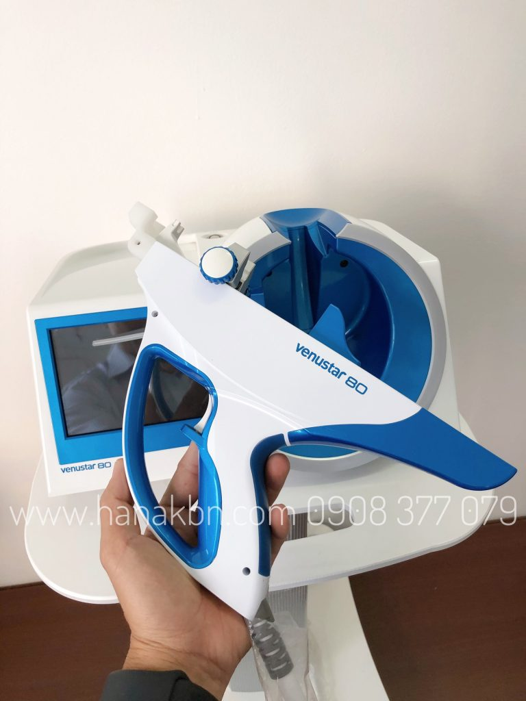 Hình ảnh máy tiêm dưỡng chất Venustar 80-Hàn Quốc tại công ty Hana Kim Bách Nguyên