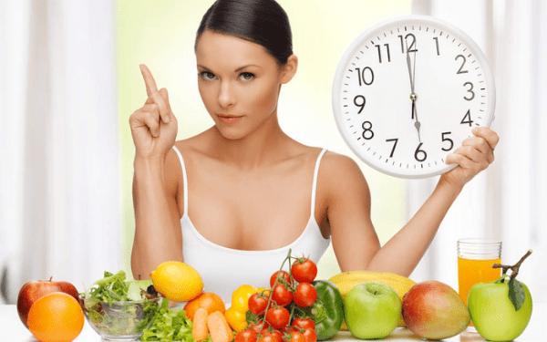 Lối sống lành mạnh, ăn uống khoa học sẽ giúp giảm béo bụng hiệu quả