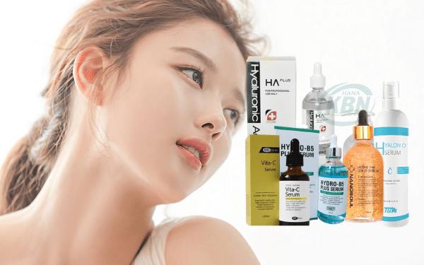 Top serum Hàn Quốc được ưa chuộng tại spa