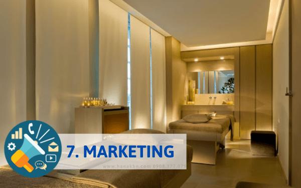Hãy tìm hiểu và đầu tư vào marketing để thu hút khách hàng
