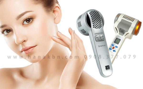 Để đẩy dưỡng chất vào sâu trong da, bạn có thể kết hợp với máy điện di, máy massage...