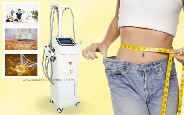 Máy giảm béo Max Burn Lipo chất lượng cao
