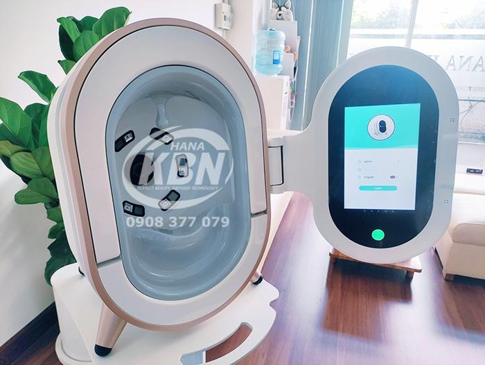 Máy phân tích da Smart Mirror Max
