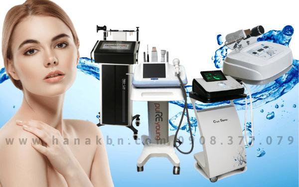 Các dòng máy tiêm dưỡng chất không dùng kim chuyên nghiệp cho spa