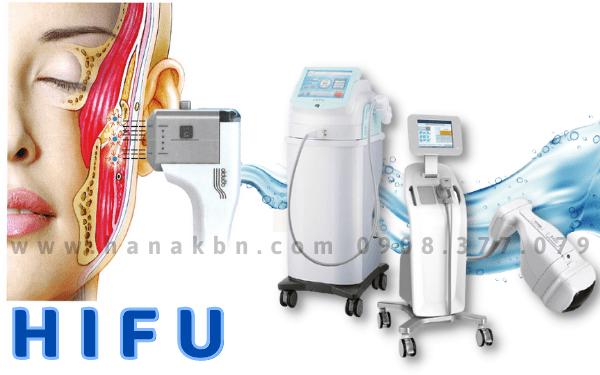 Các dòng máy HIFU chất lượng cao cho spa, thẩm mỹ viện - HIPRO V (trái) và LIPO & HIFU (phải)